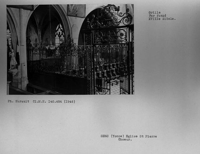 Eglise Saint-Pierre-le-Rond