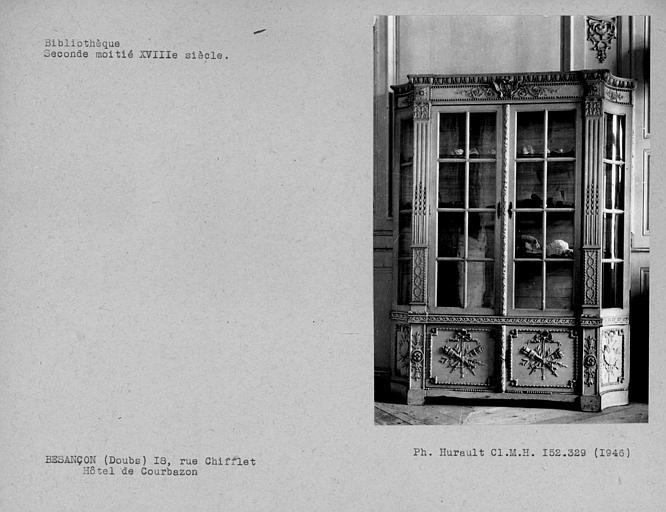 Ancien hôtel de Courbouzon-Villefrançon, actuellement Faculté des Lettres