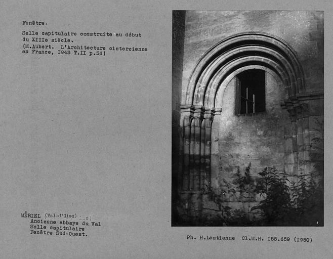 Abbaye du Val (ancienne)