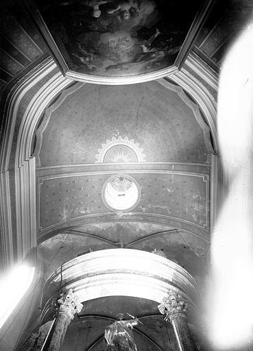 Voûte de l'abside