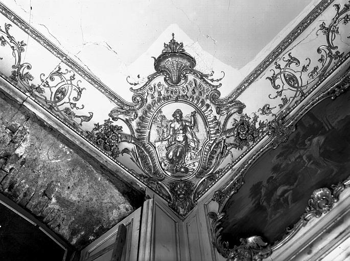 Petit salon : décoration