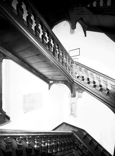 Viel escalier