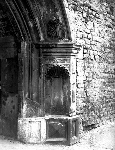 Niche, portail