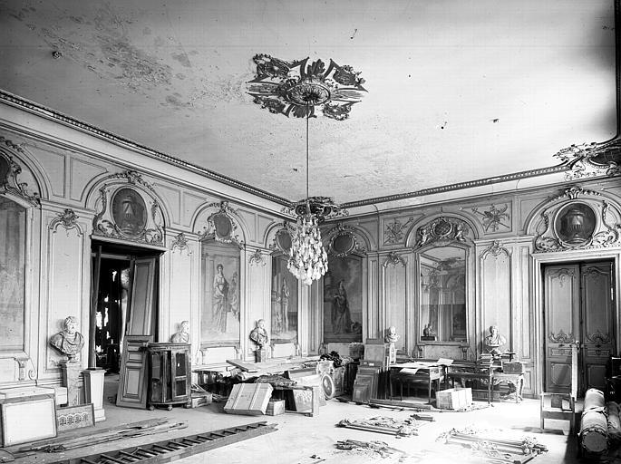 Salon des Evêques ou Grand salon