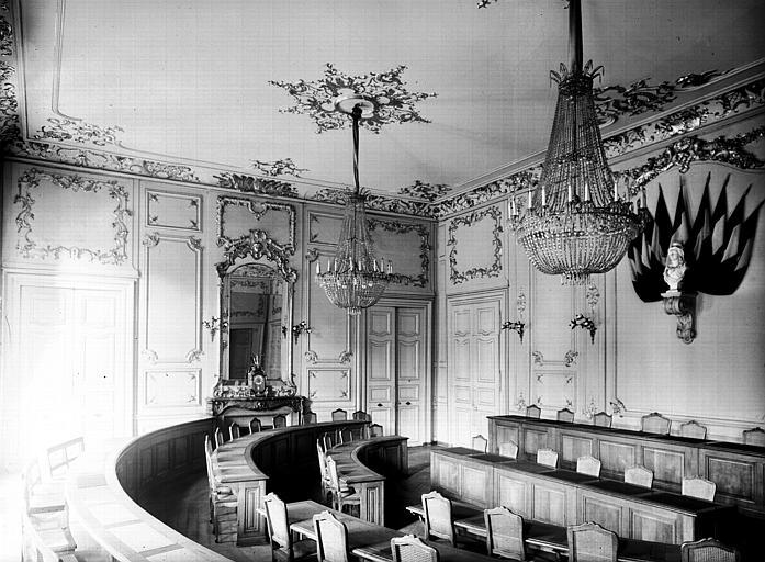 Hôtel de ville, ancien Hôtel de Hanau