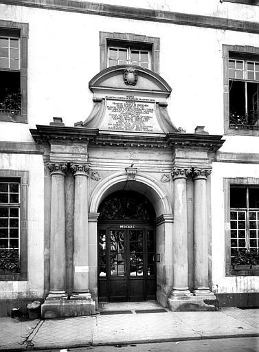 Ancien Hôpital Civil, actuellement Hôpital Universitaire de Strasbourg