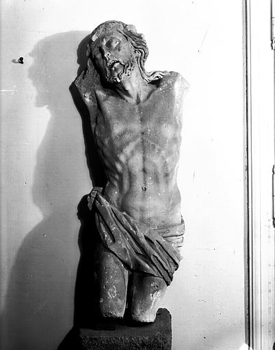 Torse de Christ