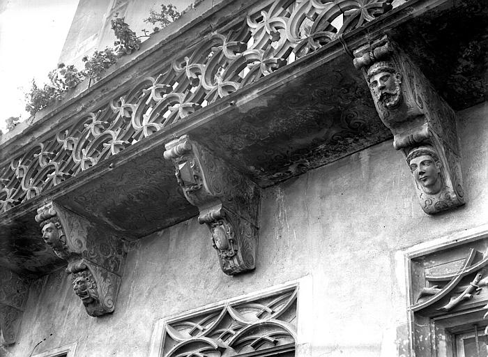 Consoles de balcon