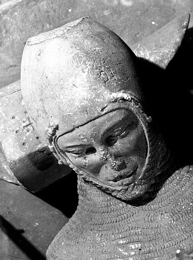 Tombeau d'Ulrich de Werd