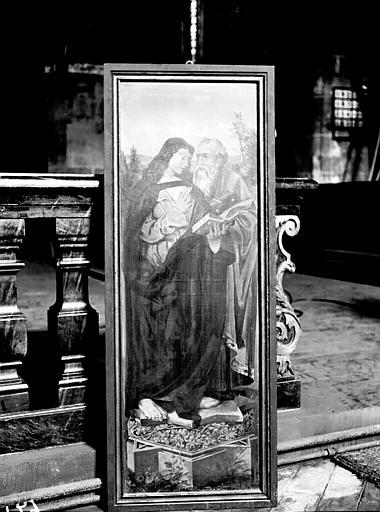 Peinture : apôtres