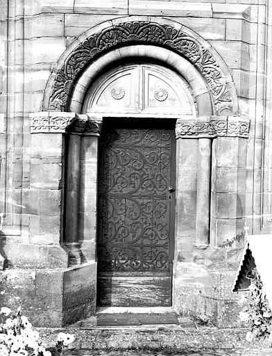 Porte romane sud