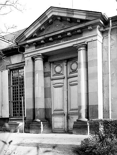 Parc de l'Orangerie ; Pavillon Joséphine