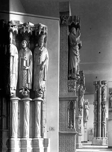Beau Dieu de Reims et Anges de Strasbourg