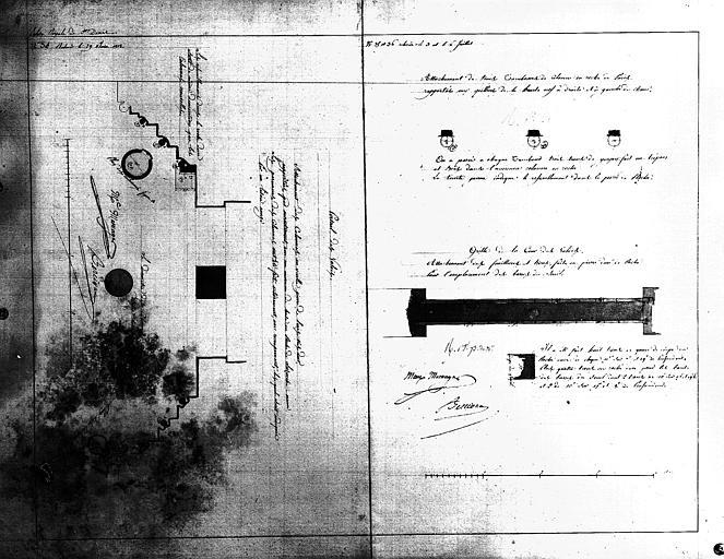 Attachement 1818 : portail des Valois