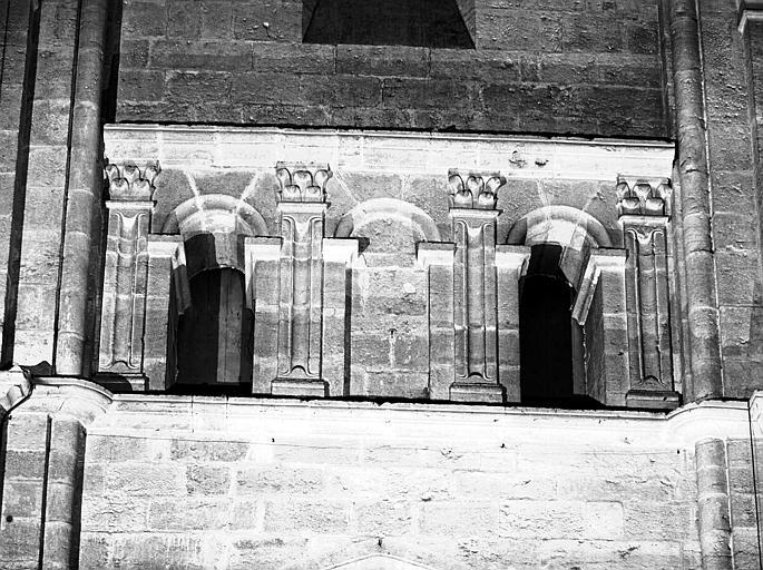 Triforium de la nef