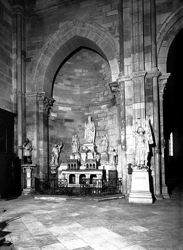Chapelle du transept