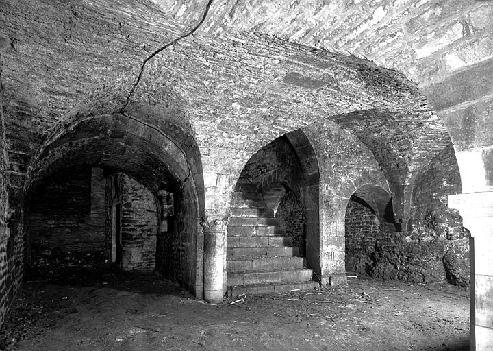 Cave médiévale