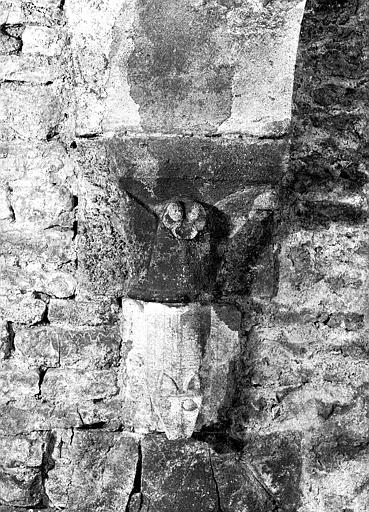 Cave médiévale : culot