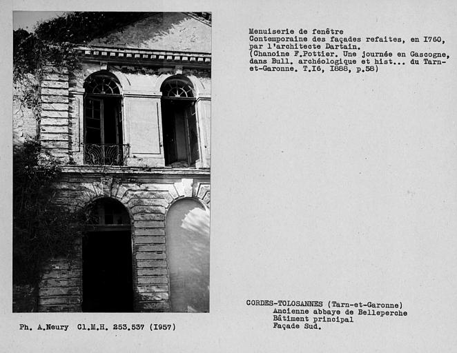 Ancienne abbaye de Belleperche