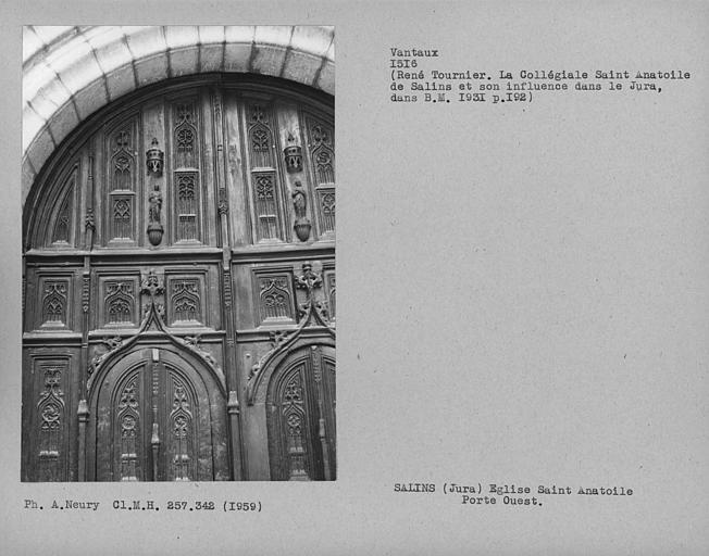 Eglise Saint-Anatoile