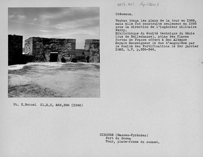 Fort du Socoa