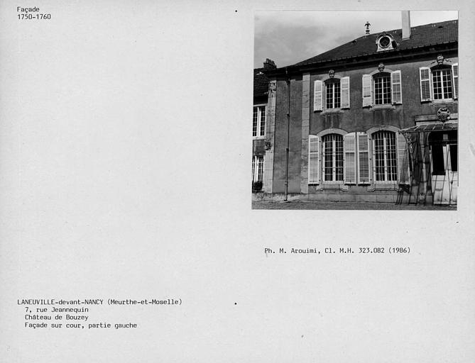 Château de l'Abbé de Bouzey