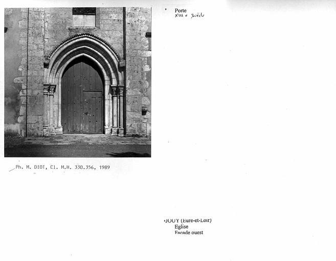 Eglise Saint-Cyr et Sainte-Julitte