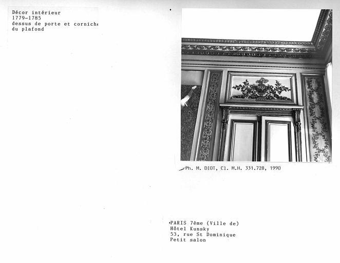 Hôtel Kinski ou Kunsky