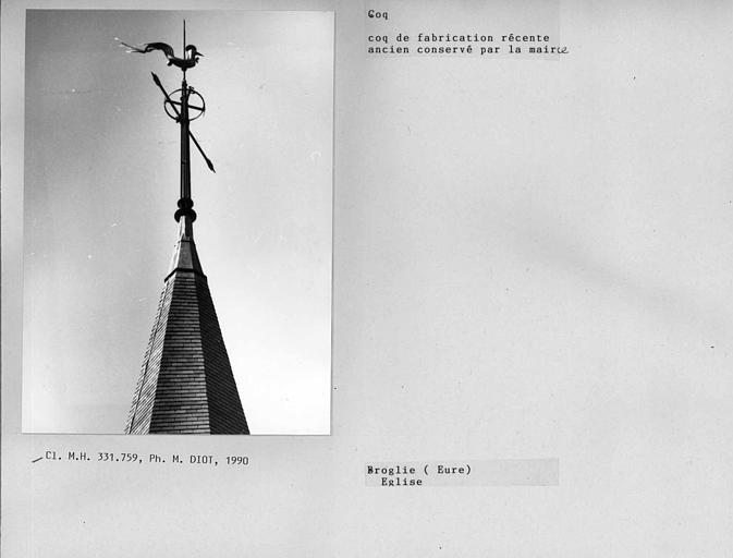 Coq du clocher