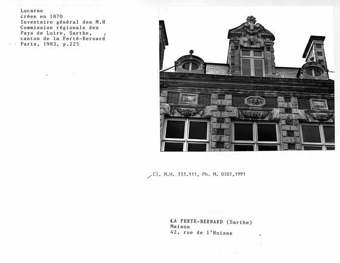 Hôtel Courtin de Torsay