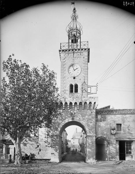 Porte des anciens remparts