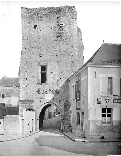 Porte sud dite porte d'En-Bas