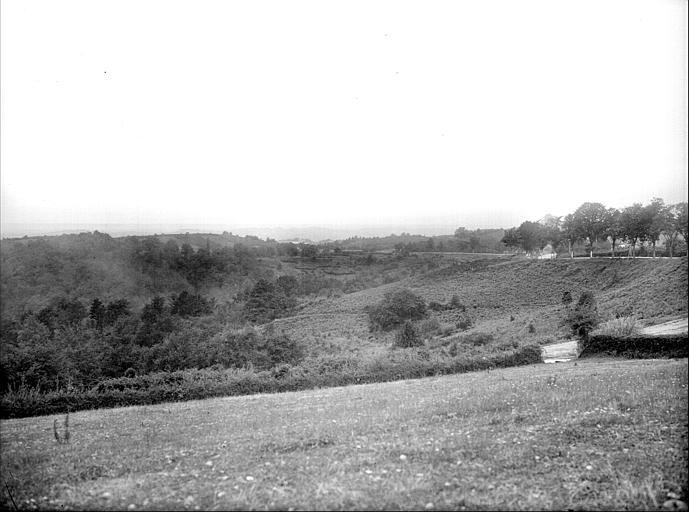 Site des Puntous : promontoire