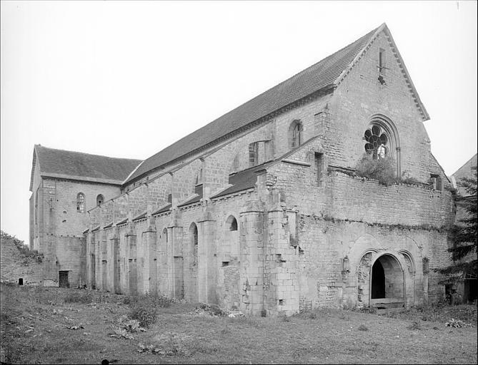 Eglise : ensemble nord-ouest