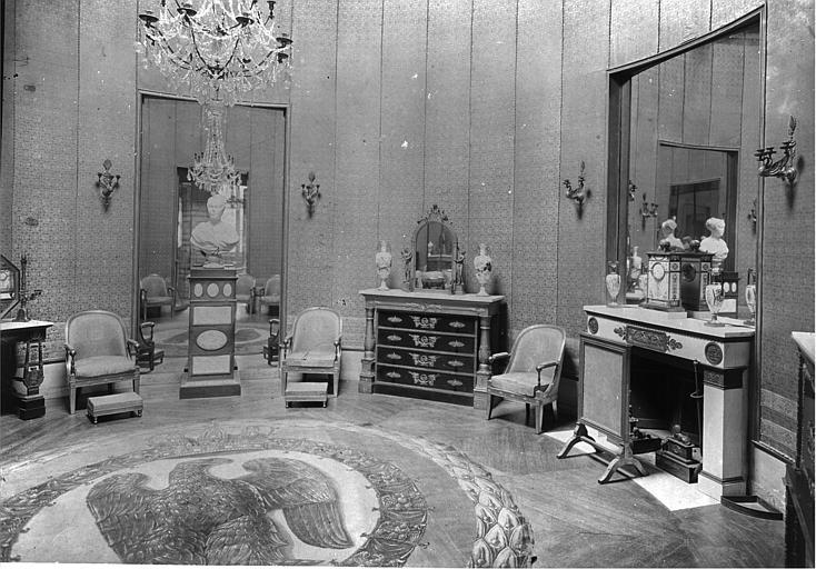 Appartement de l'Impératrice : boudoir de l'Impératrice
