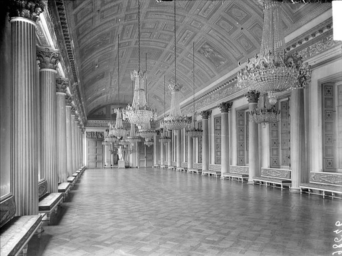 Appartement du Roi puis de l'Empereur : galerie de bal