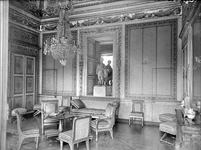 Appartement de l'Impératrice : Salon Bleu