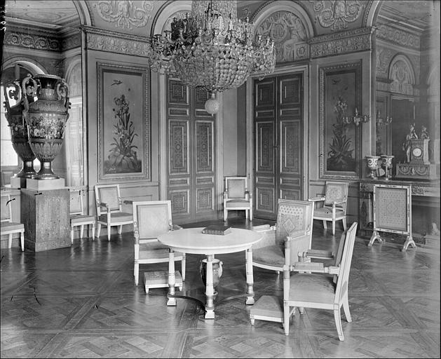 Appartement de l'Impératrice : Salon des Fleurs