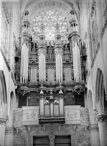 Tribune des orgues