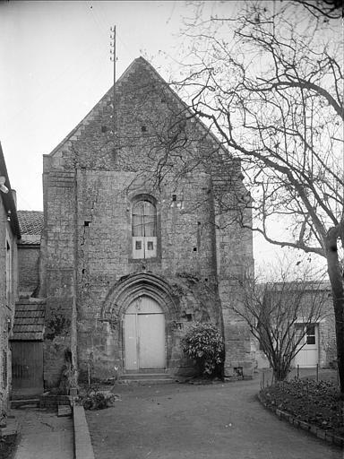 Vue extérieure d'une façade
