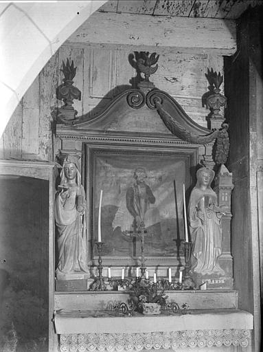 Tableau d'autel
