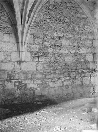 Sous-sol du donjon