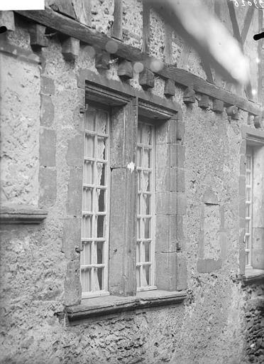 Détail d'une fenêtre