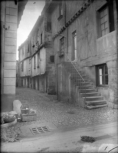 Vue d'une rue