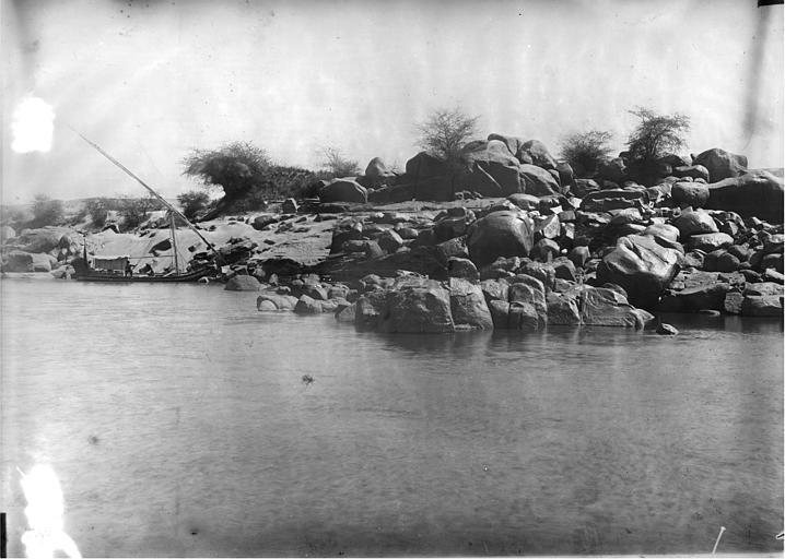 Rive du Nil : personnages