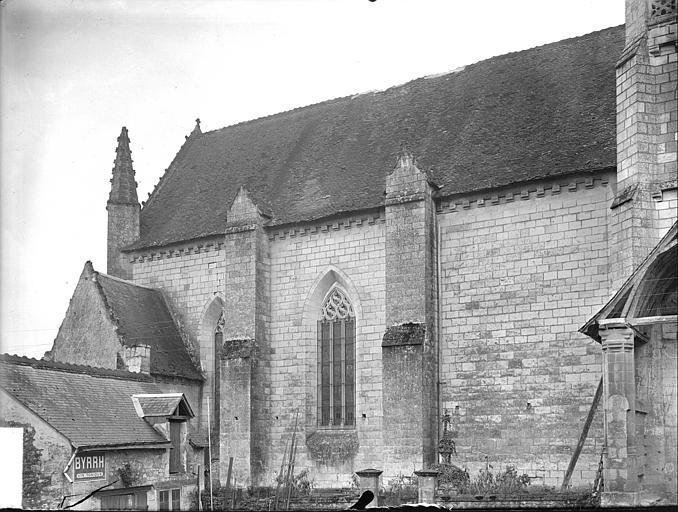 Eglise et son cloître
