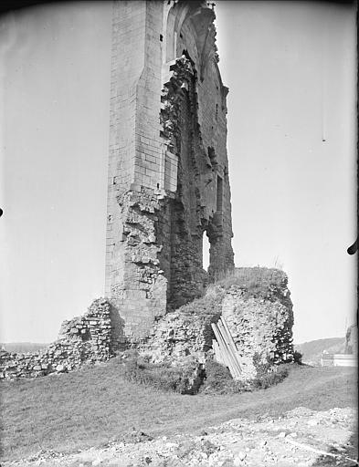 Ruine, base nord-est