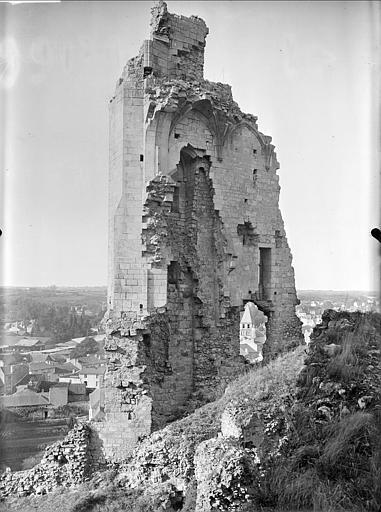 Ruine, ensemble nord-est