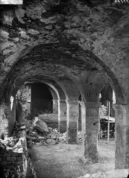 Forum romain (vestiges de l'ancien)