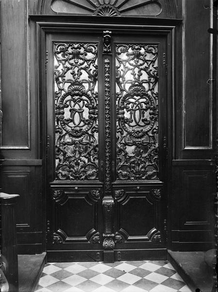Porte canoniale